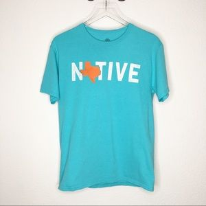 Raw State Native Texas Graphic Tee
